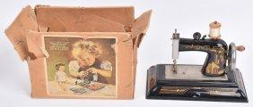 Casige Childs Sewing Machine W/box