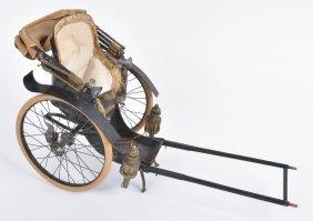 Tin Rickshaw, Very Detailed, Vintage
