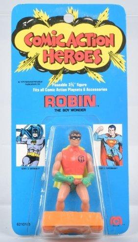 1975 Mego Comic Action Heros Robin Moc