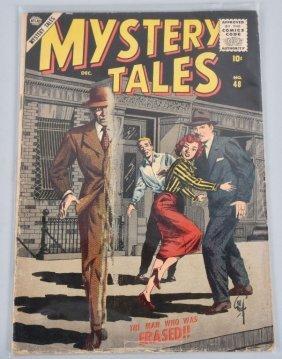 Atlas/marvel Mystery Tales #48 Vg