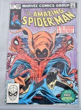 Marvel Amazing Spiderman #328 Key Nm
