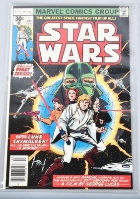 Marvel Star Wars #1 First Print Near Mint