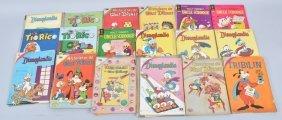 39- 1970s Disney European & South American Comics