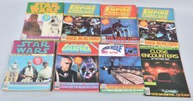 75- 1970s Star Wars, Esb, Close Encounters Comics