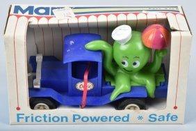 Marx Friction Ollie Octopus Car Mib