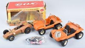 Cox Car Parts Lot