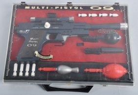 Multi-pistol 09 Breif Case By Topper Toys