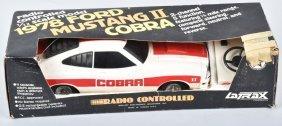 1978 Ford Mustang Ii Cobra Radio Controlled