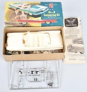 Amt 59 Chrysler Imperial 3-1 Model Kit