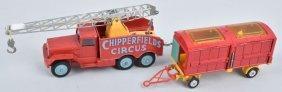 Vintage Corgi Chipperfields Circus