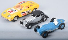 Dinky Talbot Lago Opel Friction & Unknown Car Lot