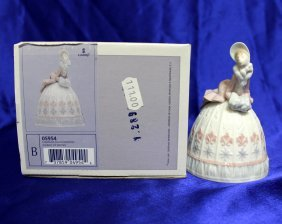 Lladro Sounds Of Winter Figurine 05954