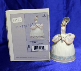 Lladro Sounds Of Spring Figurine 05956