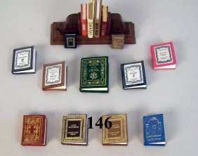 Miniature Books Mosaic Press, Huet