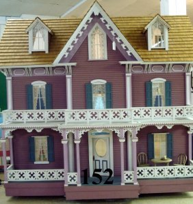 American-made Dollhouse