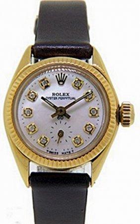 Oysterperpetual Diamonddial Rolex