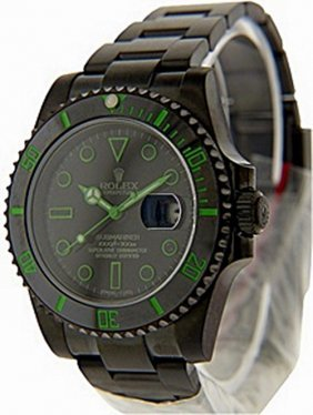 Mens Submariner Datejust Rolex Watch