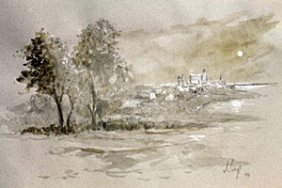 Distant View - Albert Cuyp
