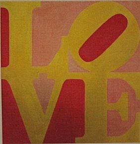 Robert Indiana - Love