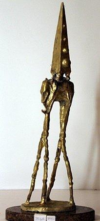 Elephant - Temptation Of Saint Anthony - Salvador Dali