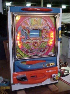 113a Nishijin Y O Model Pachinko Machine Lot 113a
