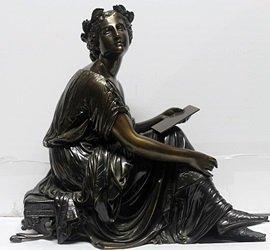 Bronze Sculpture - Signed Moreau