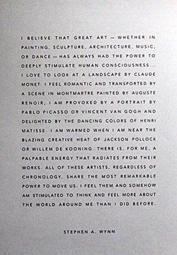 Print Quote - Stephen A. Wynn