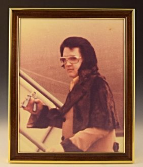 Elvis Presley Display
