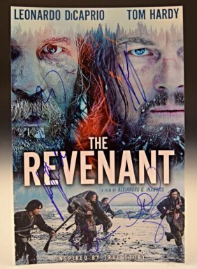 The Reverent Cast Signed Photo