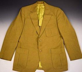 James Dean's Personal Coat