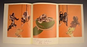 Francis Bacon Signed