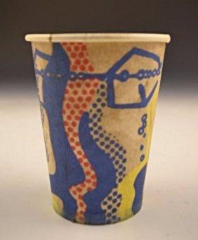 Roy Lichtenstein Cup