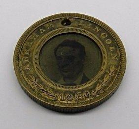 1860 Presidential Campaign Token