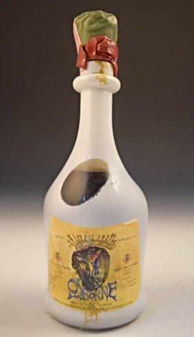 Salvador Dali Art Bottle