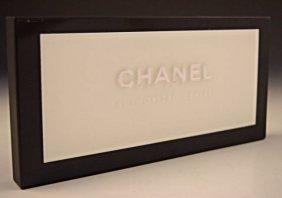 Chanel Advertisement Display