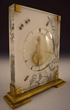 Jaeger Lecoultre Clock