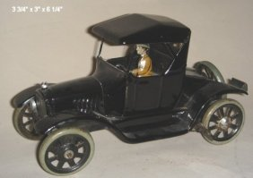 Bing, Tin Wind Up Coupe