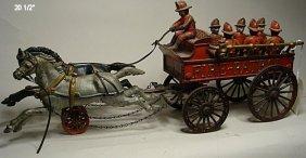 """Hubley """"Fire Patrol"""""""