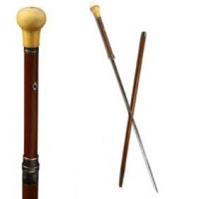 Court Sword Cane