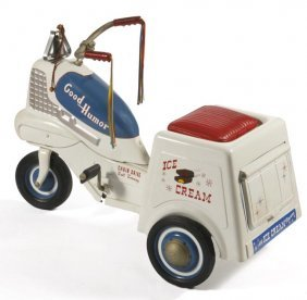 Pedal Car-Good Humor Ice Cream
