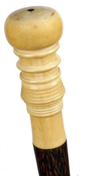 Nautical Ivory Dress Cane