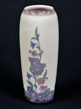 Rookwood Jewel Porcelain Glaze Vase