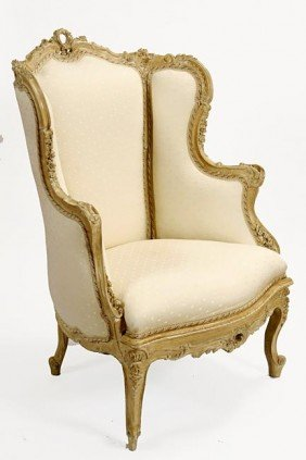 24. Fauteuil Chair-Early 20th Century-This Chair Is