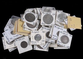 12. Foreign Silver Etc. Lot