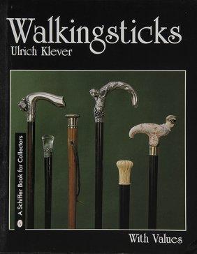 214. Walkingsticks By Ulrich Klever- $100-150