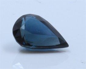 Gia Certified Sapphire 3.71ct No Heat