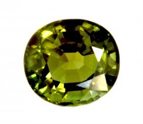 3.74 Ct Natural Green Tourmaline
