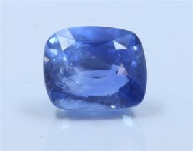 Gia Certified Natural Sapphire 10.08ct no Heat