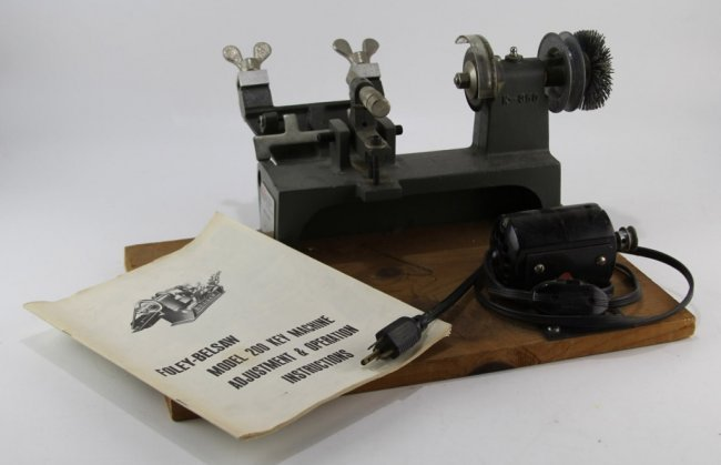 foley belsaw model 200 key machine