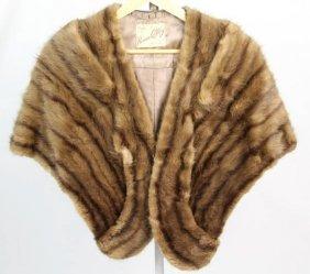 Horace Colley Ladies Squirrel Fur Stole